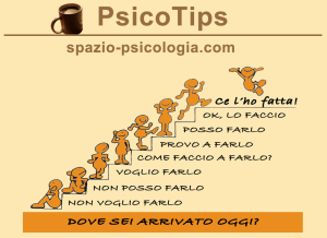 counselling psicologico e coaching