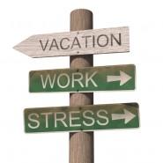 stress da vacanza