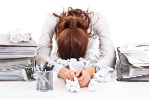 stress lavorativo