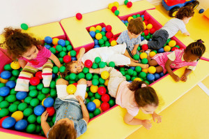scuola dell'infanzia-bambini